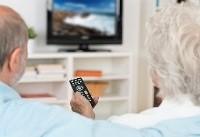 تماشای زیاد تلویزیون میتواند باعث مرگ زودرس شود