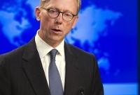 هوک: به صفر رساندن صادرات نفت ایران بستگی به بازارهای نفتی دارد