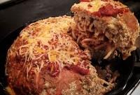 طرز تهیه اسپاگتی کوفته ای؛ هم کوفته، هم ماکارونی!