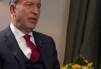 وزیر دفاع ترکیه: در حال بررسی رسانهای کردن فایل صوتی قتل خاشقچی هستیم