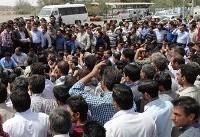 استاندار خوزستان: یک ماه حقوق کارگران نیشکر هفتتپه امروز پرداخت میشود