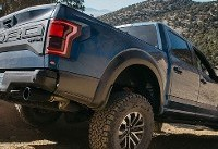 The 2019 Ford F-150 Raptor Desert Racer Becomes a Better Rock Crawler
