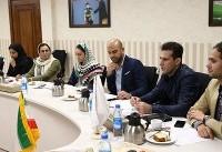 حضور نمایندگان ایران در نشست قارهای ورزشکاران آسیا
