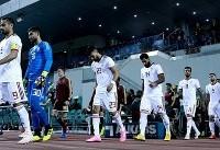 پیام تسلیت تیم ملی فوتبال ایران به مناسبت درگذشت داناییفر