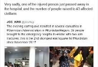 Iran earthquake: More than 700 injured in Kermanshah