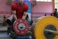 هدف اصلی ما پشتوانهسازی برای تیم ملی وزنهبرداری است