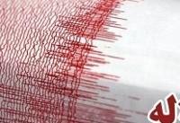 زلزله ۴.۳ ریشتری
