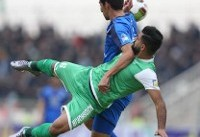 هفته پانزدهم لیگ برتر فوتبال/ سرخآبی بارانی