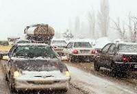 امدادرسانی به ۸ استان درگیر برف و کولاک