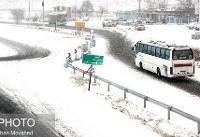 نوصیه های پلیس برای رانندگی در بارش برف و باران