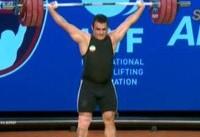 سهراب مرادی قهرمان جهان شد/ رکوردهای جهان به نام ایران ثبت شد