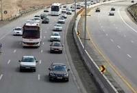 وضعیت جادهها؛ چالوس برفی، هراز پرترافیک
