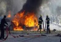 ۲ کشته و ۱۱ زخمی در انفجار خودروی بمبگذاری شده در موصل
