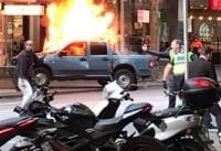حمله با سلاح سرد در ملبورن استرالیا/یک تن کشته و چند نفر مجروح شدند+فیلم و تصاویر
