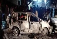 ۳ کشته و ۴ زخمی در انفجار خودروی بمبگذاری شده در موصل عراق