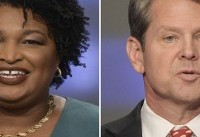 Kemp claims victory in Georgia, prompting threat of legal action from Abrams