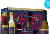 Finally, an advent calendar full of wine to get you through the holidays