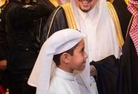 نخستین سفر داخلی ملک سلمان؛ ماست مالی به سبک شاه و شاهزاده! + تصاویر