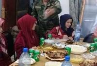 آزادی ۱۹ زن و کودک دروزی از چنگال داعش