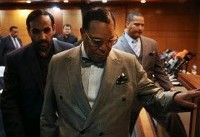 Louis Farrakhan, in Iran, warns Trump a Mideast war possible