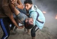 شهادت یک فلسطینی به ضرب گلوله نظامیان صهیونیست