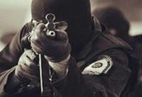 عربدهکش مست در قلب تهران با شلیک پلیس ساکت شد!