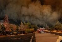 ۵۰ کشته در آتشسوزی کالیفرنیا