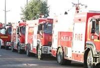 ۵۵ آتش نشان ایمنی بازی پرسپولیس -کاشیما را برعده دارند
