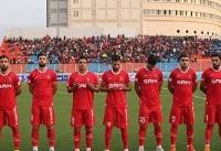 دومین برد شاگردان نکونام در لیگ با برتری مقابل استقلال خوزستان