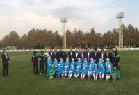 گزارش بازدید شیخ سلمان از آکادمی ملی فوتبال