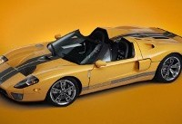 The convertible Ford GT that time forgot