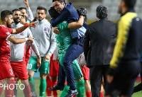 دومین پیروزی نساجی بعد از هفتهها ناکامی