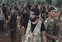 انتقال مواد شیمیایی توسط تروریستهای «النصره و الترکستانی» به منطقه «عاری از سلاح» در حماه سوریه