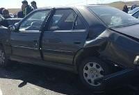 دو کشته در تصادف زنجیرهای محور فیروزکوه