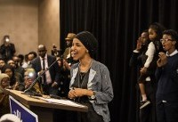 Muslim Congresswoman-Elect Ilhan Omar Began Victory Speech With Islamic Blessing