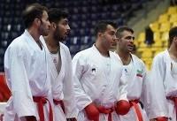 آغاز اردوی تیم ملی کاراته با هشت کاراتهکا
