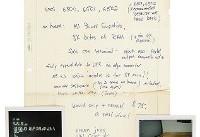 حراج دستخط استیو جابز برای نخستین ماشین اپل! +عکس