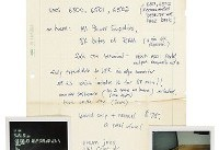 حراج دستخط استیو جابز