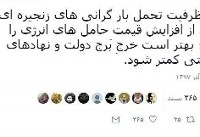 صادقی: مردم تحمل بار گرانی بنزین را ندارند/ خرج دولت و نهادهای حاکمیتی کمتر شود