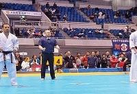 کاراته بینالمللی سبکهای آزاد ژاپن؛ رسولی طلایی شد، رمضانی نقره گرفت