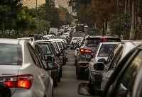 ترافیک نیمه سنگین درآزادراه کرج-قزوین، تهران کرج/محورهای مواصلاتی کشور جوی آرام دارند