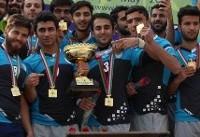 علیزاده: وزارت ورزش به تربیتبدنی دانشجویان توجه کند/ وضعیت ورزش در جامعه مطلوب نیست