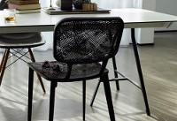 ضایعات کربن و یک صندلی فوق سبک! (+فیلم و عکس)