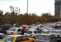 ترافیک صبحگاهی در اتوبانهای چمران، امام علی (ع)، شهید همت