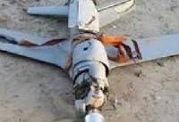 انهدام پهپاد ائتلاف سعودی در الحدیده و ناکامی عملیات جاسوسی آن