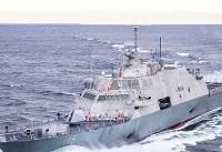 تولید کشتی جنگی پیشرفته برای گشت زنی در ساحل (+ویدئو)