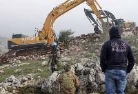 نقطه صفر مرزی لبنان و فلسطین اشغالی