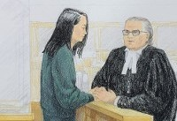 Beijing detains Canadian as tensions soar over exec arrest