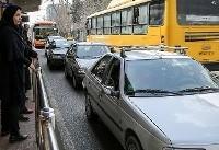 الزام رانندگان در رعایت سرعت مطمئنه و فاصله طولی