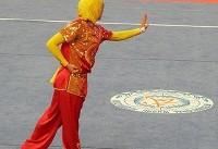 آبادان میزبان مسابقات ووشو قهرمانی بانوان کشور شد